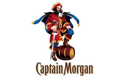 There really was a Captain Morgan. He was a Welsh pirate who later became the lieutenant governor of Jamaica.