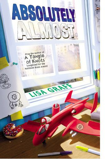 Summer Books Preview 2014-Los Angeles Times Absolutely Almost by Lisa Graff
