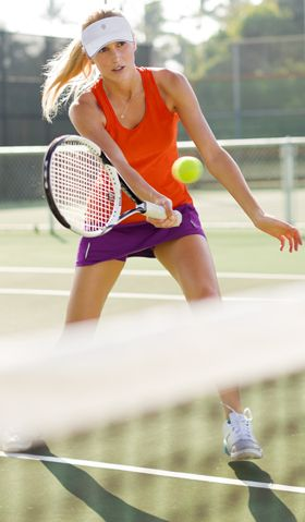 Want to avoid a strict workout plan that you find nearly impossible? Just play tennis! This sport gives you everything you need for an all-around workout!