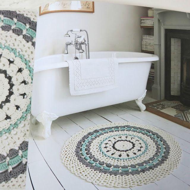 byHaafner, crochet, crochet book, mandalas, Haafner, Mandalas to Crochet