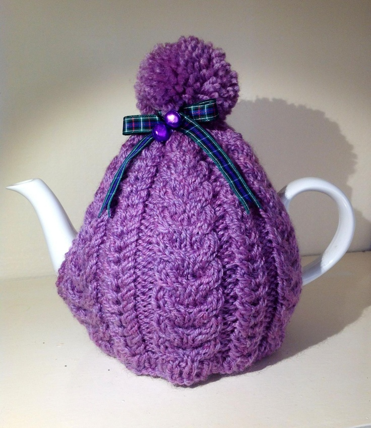 Hand knitted Tea cosies by Earth Wool & Fire | Knitted tea ...