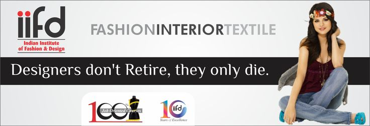 Share, if You Like Designers Don't Retire, they only die  Join Best Fashion Designing institute in Chandigarh http://iifd.in/  #best #fashion #designing #institute #chandigarh #mohali #punjab #design #fashionDesign #iifd #Institute of #fashion & #design #chandigarh #designing #admission #open #now #create #imagine #northIndia #law #diploma #degree #masters #fun #learning #jobs #costume #missindia #education #partner #designing #top #institute #in #chandigarh #college #tips