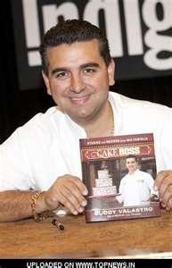 Buddy Valastro aka Cake Boss