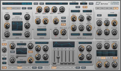 Hot New > Ultimate Spire Presets Collection 2016 - FL ABLETON LOGIC MAC WIN