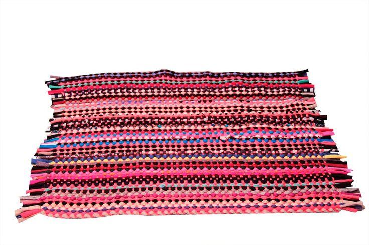 alfombra individual mediana set x 2 unidades moderno bazar