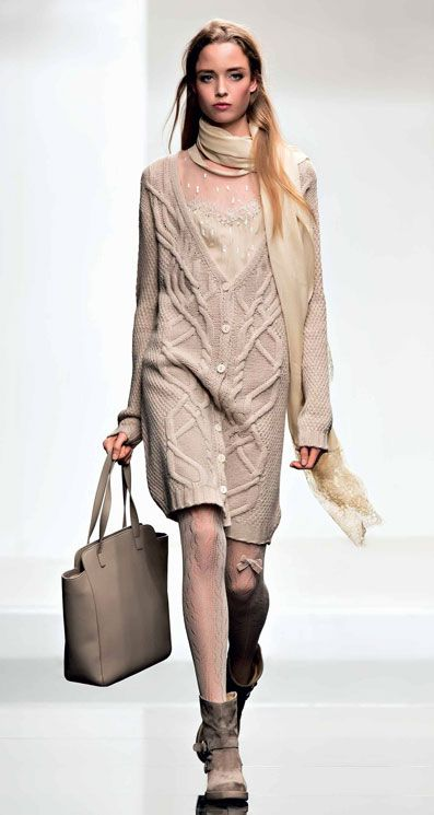 Cool Chic Style Fashion: FASHION - TWIN SET SIMONA BARBIERI |  pre-collection fall