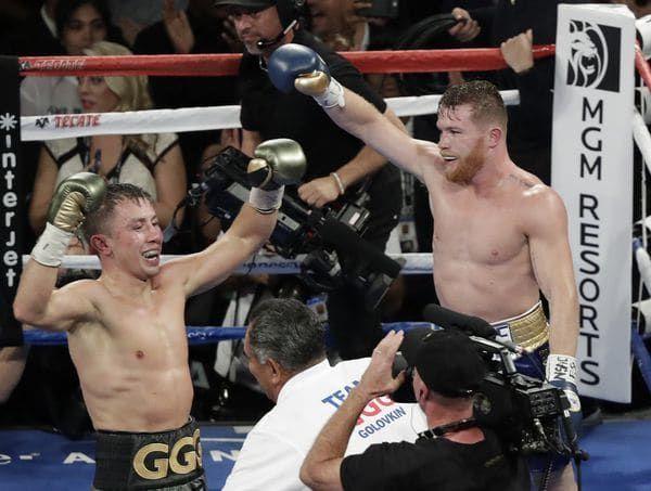 Polémica en la pelea Canelo vs Golovkin: piden investigar a la jueza que dio victoria al mexicano