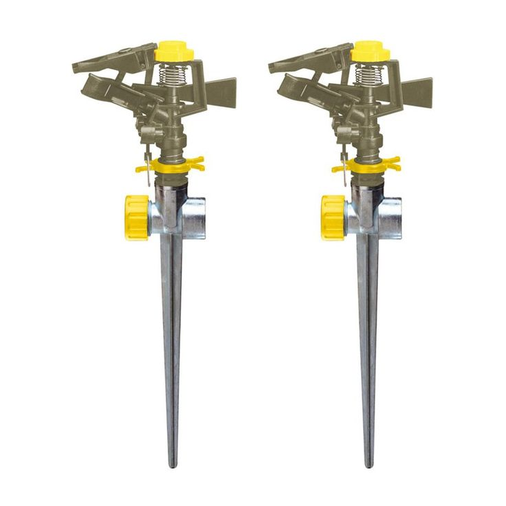 Nelson Sprinkler Pulsating Sprinkler Combo Pack - 1404-4531