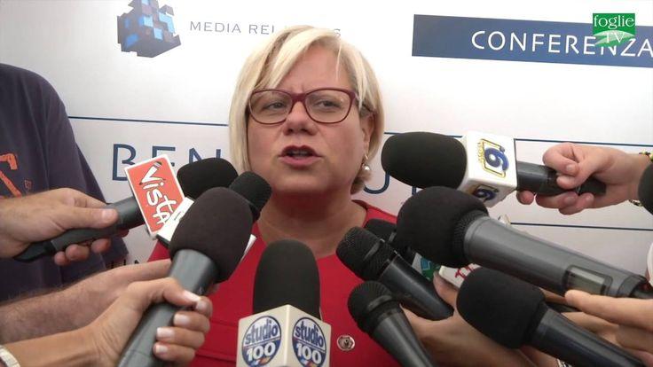 "FOGLIE TV – Conferenza stampa di presentazione progetto ""Benvenuti in Pu..."