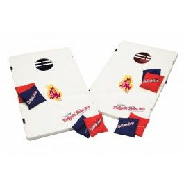 Arizona State ASU Sun Devils Bean Bag Tailgate Toss 20 Cornhole Game