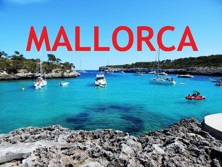 Our summer trip to Mallorca on a video!