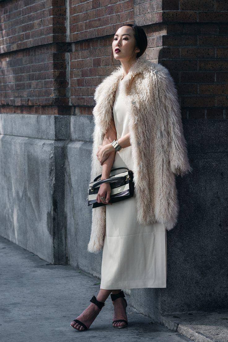 White dress coat - Modest White Dress