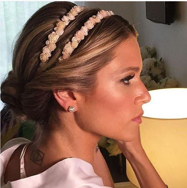 Helena Bordon casamento, foto noiva, penteado, coque, cabelereiro Marcos Proença It Girl, Brazilian Digital Influencer, weeding