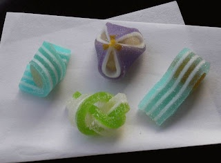 Japanese sweets for Tanabata Festival, 空の果てまで (Sora no hate made)