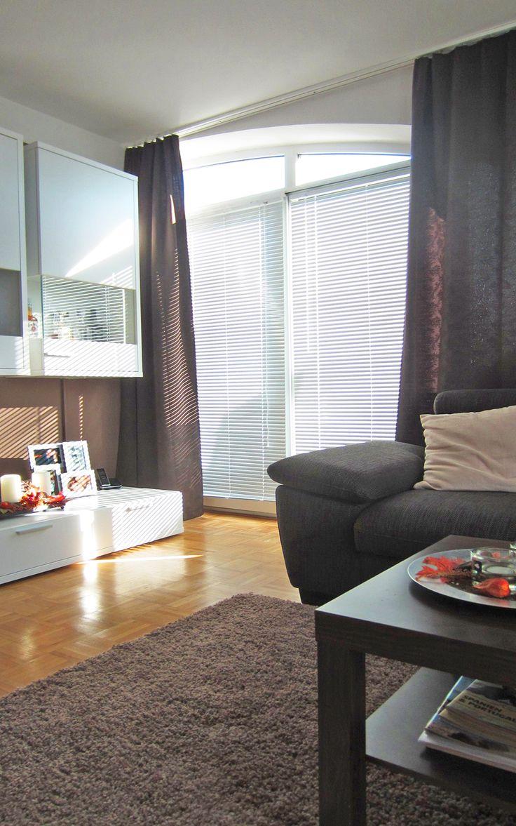 Jalousie Rustikal Wohnzimmer Schner Wohnen Mit Unseren Jalousien