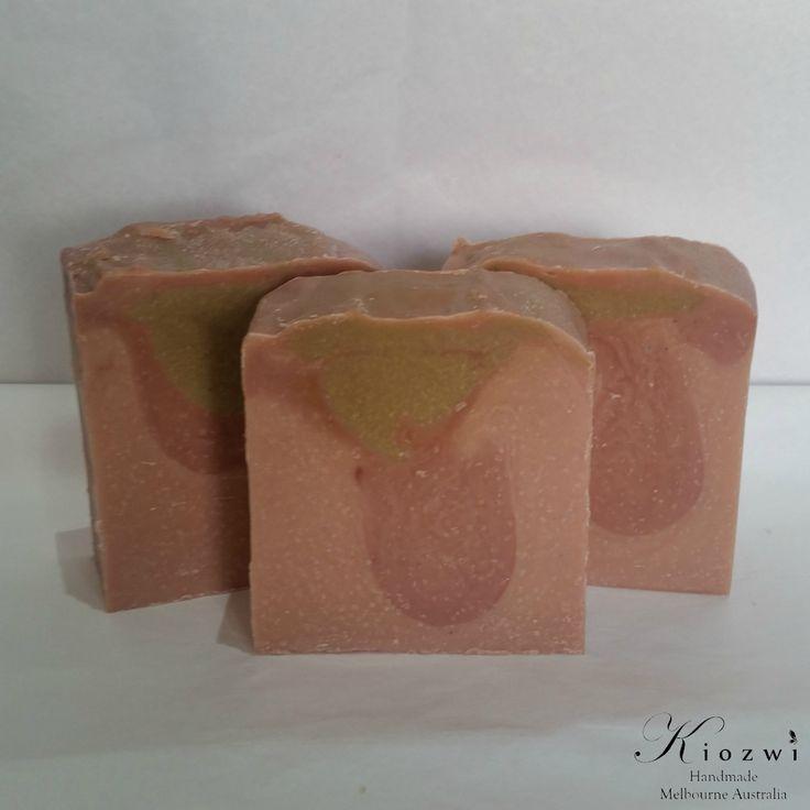Lemongrass Rosewood Goats Milk Soap  http://www.kiozwi.com.au/goats-milk-soaps-essential-oils/