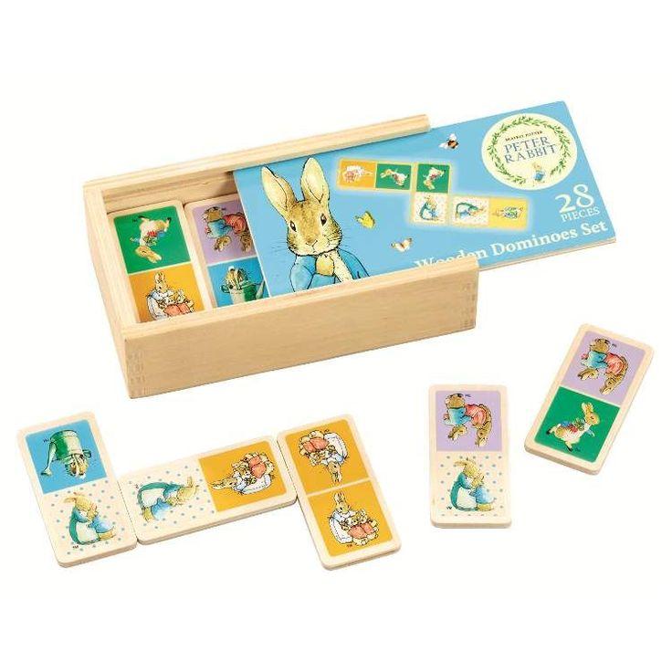 Peter Rabbit - Peter Rabbit Dominoes