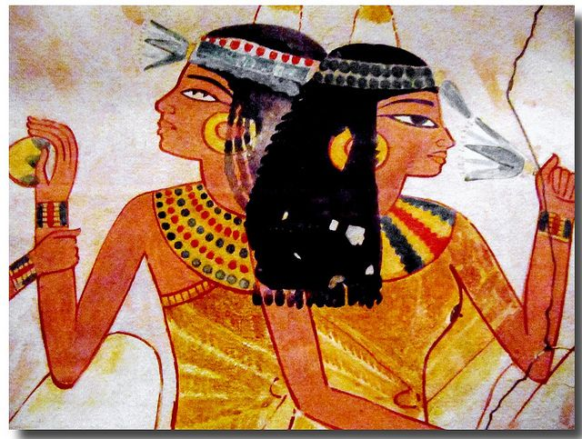ancient egyptian woman tombs | Women in Ancient Egyptian Art 021 | Flickr - Photo Sharing!