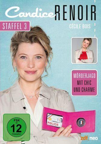 Candice Renoir Staffel 3 Zdfneo