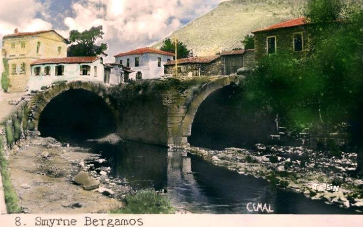 Bergama Çifte Bodrumlar - 1920 civarı