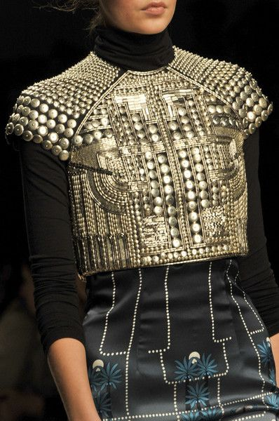 Holly Fulton Fall 2012 - Details