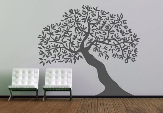 Wall Stickers - Tree Multipiece  1 Wall sticker