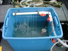 Many of the older jon boats we buy today are not equipped with livewells, and in order to fish tournaments,...