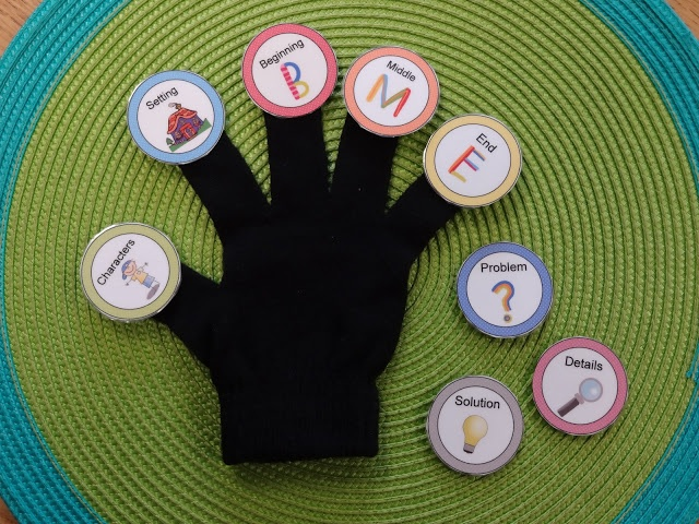 Retell Glove is easy to make and fun to use!