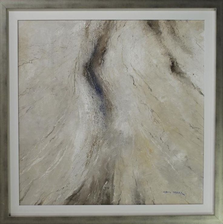 #13686 Colin Parker 'Diamantina Channel Country' 110cmx110cm