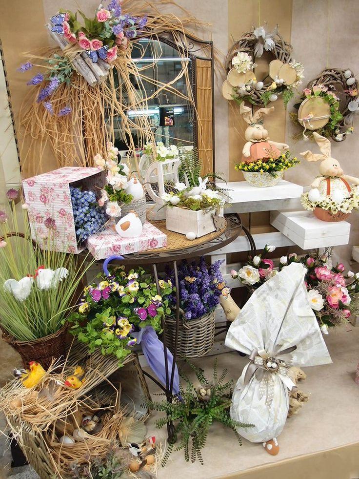 De 103 b sta idee vetrine per negozi primavera pasqua for Decorazioni casa online