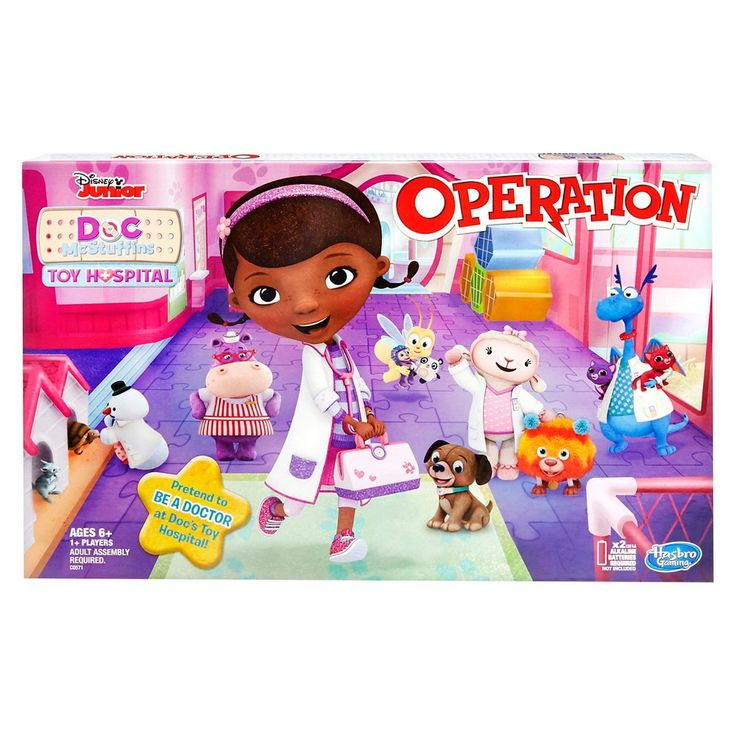 Hasbro - Operation Board Game