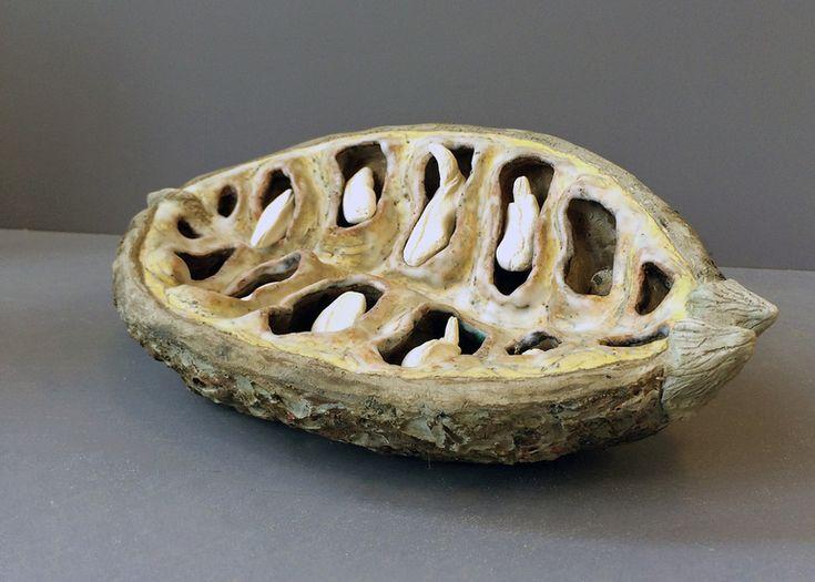 Sandrina Kreek - Keramische Sculpturen en wandobjecten