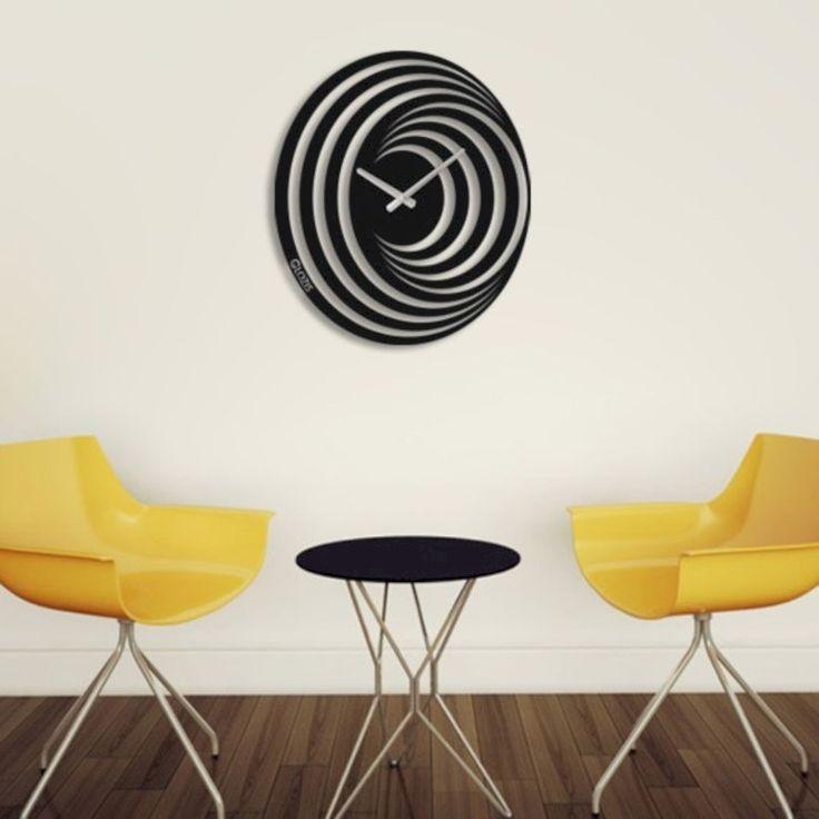 Die besten 25+ Wall clock design Ideen auf Pinterest - moderne wohnzimmer uhren
