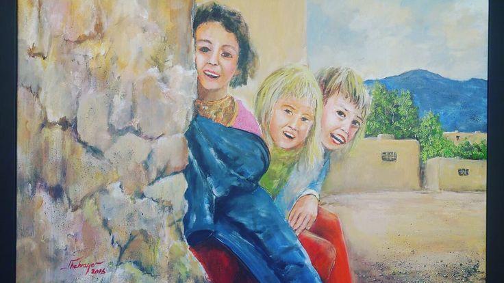 Kurdistan  Kurdish art Shahrayar jaff painting