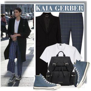 Kaia Gerber - 12.21.2017