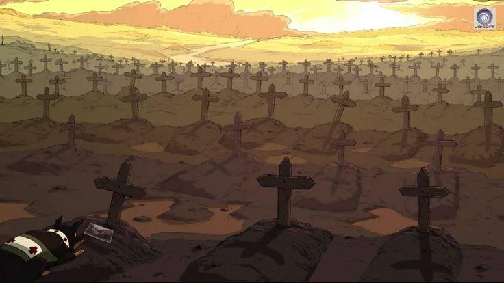 .Valiant Hearts - The Great War.