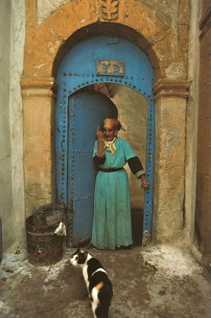 Essaouira photographies de Bruno Barbey, Editions du Chêne, 2001.