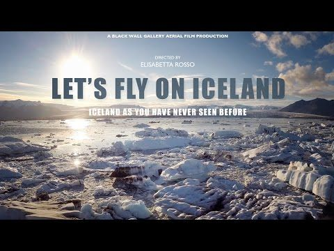 LET's FLY ON ICELAND - Aerial view of Iceland from a Phantom 2 DRONE - YouTube