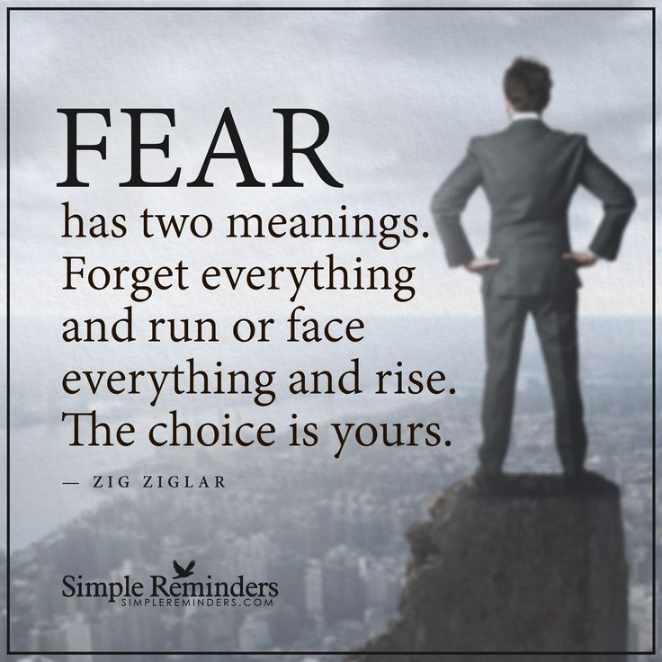 http://www.loalover.com/fear-has-two-meanings/ - Fear has two meanings
