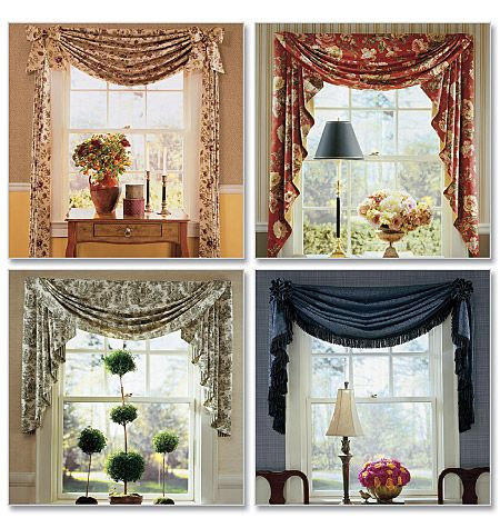 17 Best Images About Valance Patterns On Pinterest