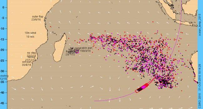 Malaysia Airlines Flight #MH370 Search & Examination Update http://www.atsb.gov.au/media/5771773/ae-2014-054_debris-update_2nov2016.pdf