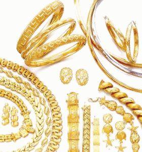 Ecco come pulire i vostri gioielli in oro