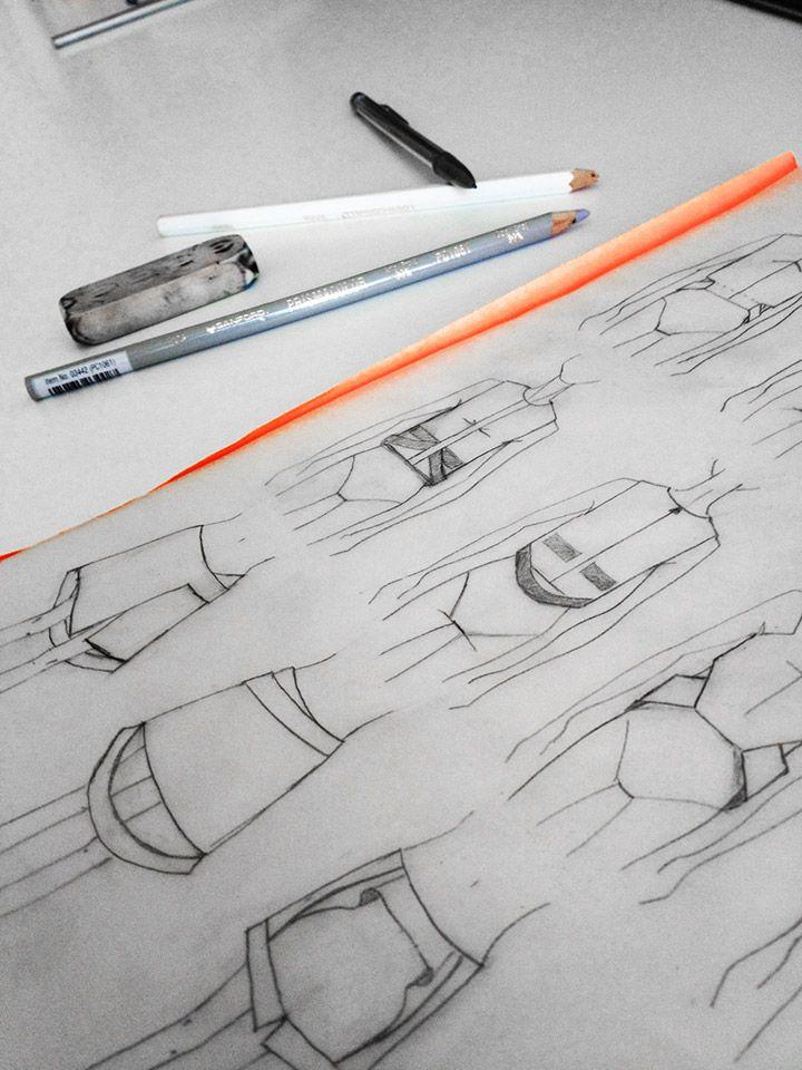 Christina DeSmet Designs- My design process. Women's Fashion, Fashion Design   DeSmitten