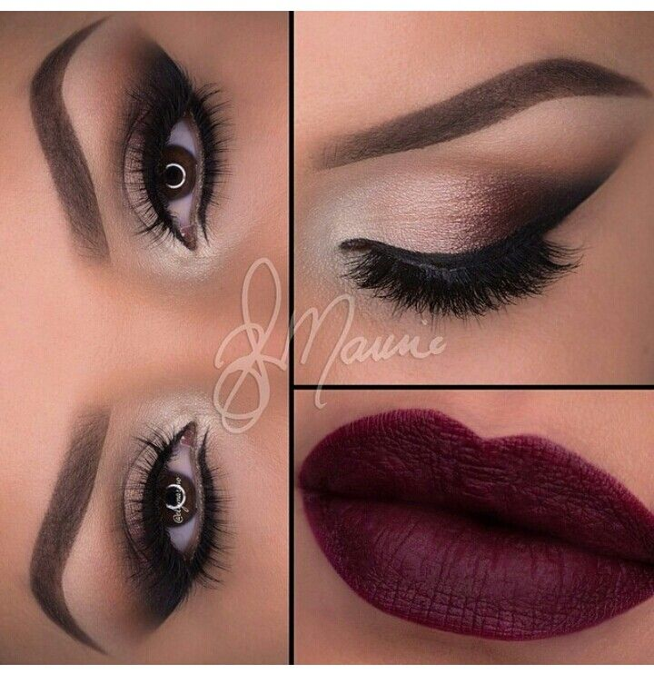 20+ Stunning Fall Makeup Ideas                                                                                                                                                     More