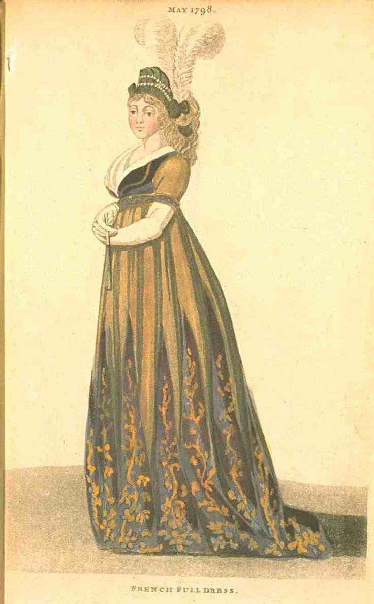 Regency fashion plate the secret dreamworld of a jane austen fan - 1790 S Fashion Plate