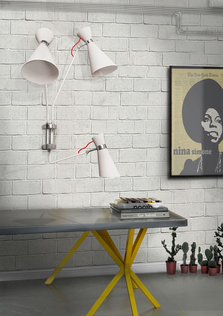 Delightfull Lighting SIMONE Wall from K + I