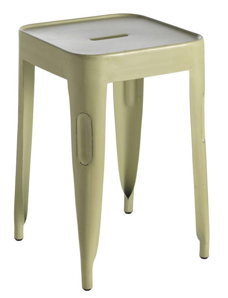 Kovová stolička Cream | Nordic Day