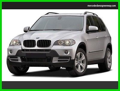 SUVs: 2008 Bmw X5 4.8I 2008 4.8I Used 4.8L V8 32V Automatic All Wheel Drive Suv Premium BUY IT NOW ONLY: $14911.0