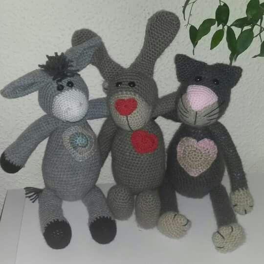 Meine drei. .. https://www.facebook.com/Kaddel-kreativ-mit-Herz-998814760179212/