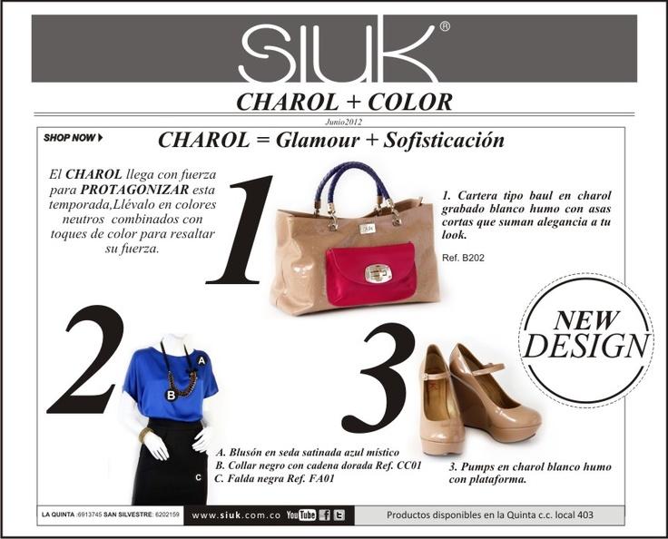 Charol + Color